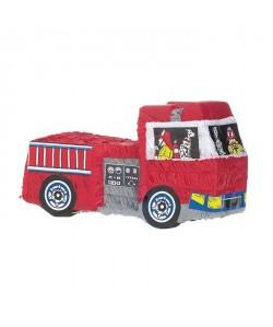 AMSCAN Pinata Camion de Pompiers