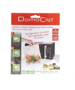 DOMOCLIP 15 blisters microondes  clipstrip