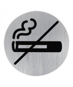 RIDDER Plaque métallique ?Défense de fumer?