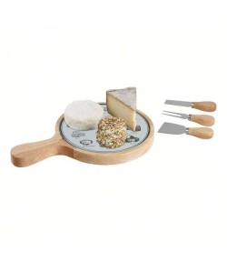 KITCHEN ARTIST MEN354 Plateau a fromage  5 pieces