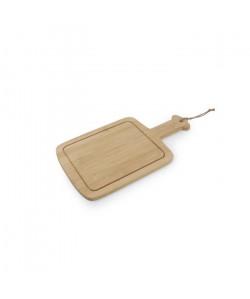 AERTS Planche a servir  35 x 20 x 1 cm  Forme carré  En bambou