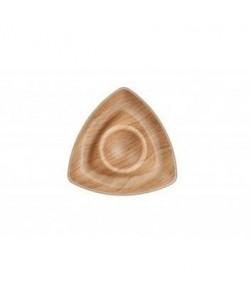 AERTS Coquetier pour buffet  11,5 x 2 cm  Triangulaire