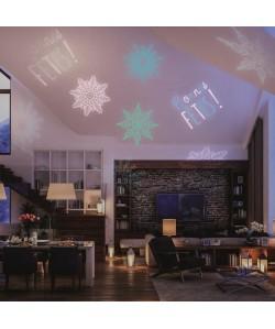 Projecteur LED de Noël d\'extérieur  Disque
