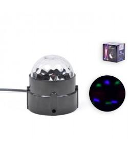 Projecteur LED disco intérieur 3 W