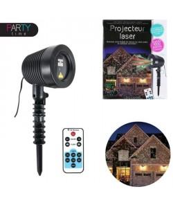 Projecteur Laser de Noël d\'extérieur  télécommande