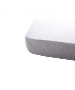 LULU CASTAGNETTE Alese Bouclette Pour Berceau 60x120 cm Blanc