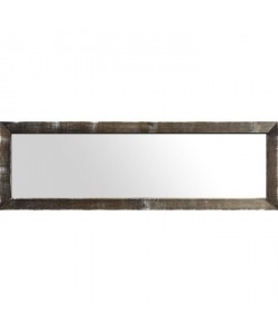 NAPLES Miroir psyché pin 42x132 cm Marron
