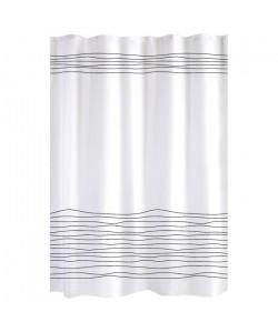 GELCO Rideau de douche Evo 180 x 200 cm blanc
