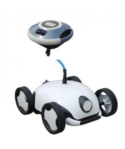 BESTWAY Robot électrique falcon fond incliné 30 avec batterie