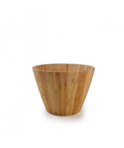 YONG Saladier en bambou  26 x H12 cm  Rond