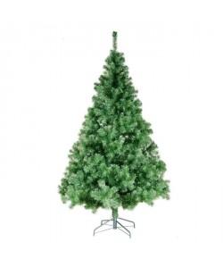 Sapin de Noël artificiel Norway  210 branches  Ř 60 x 120 H cm  Vert  Avec pied