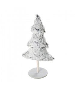 Sapin de Noël Artificiel en Polyester 37 cm