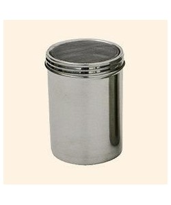 DE BUYER Saupoudreuse inox  ř 6 cm