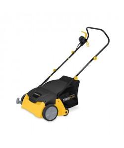 POWERPLUS Scarificateur électrique 1300W 2en1 Bac 30L