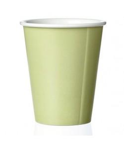 VIVA SCANDINAVIA tasse en porcelaine Laura Spring  Porcelaine  20 cl  Vert pomme