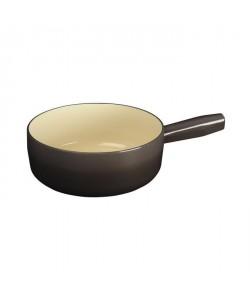 INVICTA PUV102107 Pot fondue  24 cm  Taupe