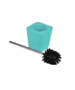 Brosse WC Soft touch Vert menthe