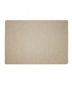 Set de table textile  43x30 cm Camel