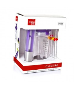 Coffret Cocktail Vacuvin