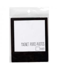 EMOTION Magnet porte photo Pola  Ouverture 9x9 cm