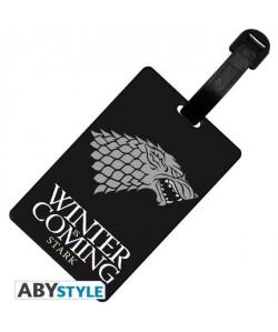 Etiquette de bagage Game Of Thrones : Stark