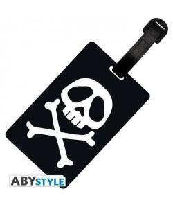 Etiquette de bagage Albator : Embleme