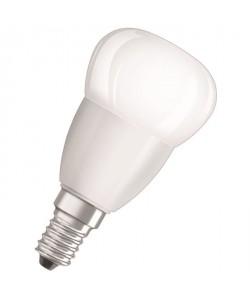 NEOLUX Ampoule LED E14 sphérique dépolie 5,3 W équivalent a 40 W blanc chaud