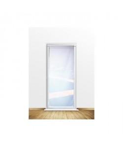 SUCRE D\'OCRE Brise bise DOLLY 70x200 cm  Blanc