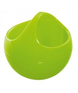 BOWL Boite de rangement maquillage  9,5 x 10,5 x 10,5 cm  Vert kiwi