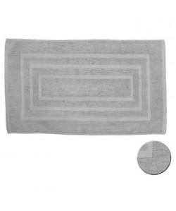 tapis de bain zinc 50x85 cm