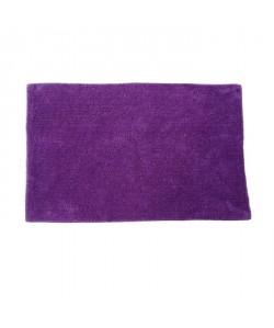 FRANDIS Tapis de bain  100% Coton  45x75 cm  Violet