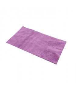 FRANDIS Tapis de bain  100% Coton  45x75 cm  Parme