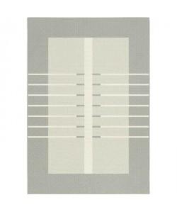 DOJO Tapis de salon tissé plat 120x170 cm