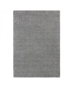 Tapis de salon Comfort Cosy 120x170 cm gris