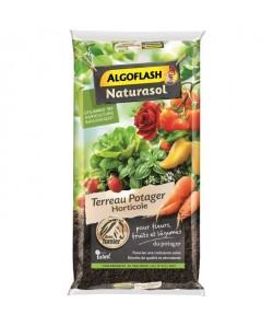ALGOFLASH NATURASOL Terreau Potager Horticole  40L