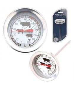 Thermometre a viande  En inox  Max temps 120C