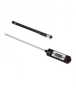 METALTEX Thermometre a sonde électronique avec protection  20,5 x 2 x 2 cm