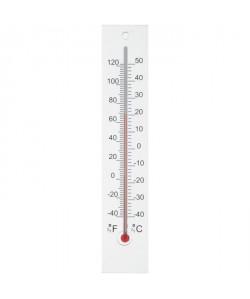 NATURE Thermometre mural d\'extérieur en plexiglas