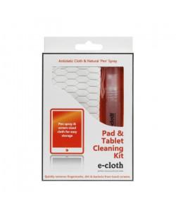 ECLOTH Kit de nettoyage tout écran  24x17cm
