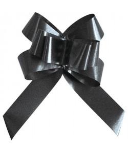 SANTEX Mini noeud automatique uni noir