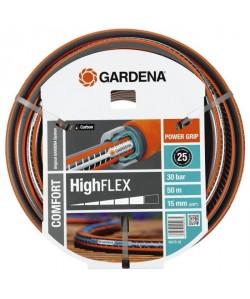 GARDENA Tuyau d\'arrosage HighFlex 50m Ř15 mm