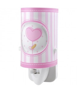 Veilleuse enfant Sweet Light Pink  Rose