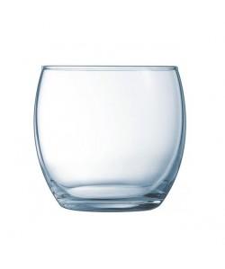 ARCOROC Boîte de 6 chopes forme basse Vina 34 cl transparent