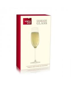 Flűtes a Champagne VACU VIN