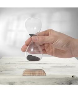 THUMBSUP Sablier magnétique en verre