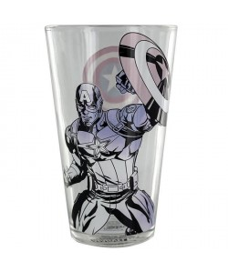 Verre thermoréactif Marvel: Captain America