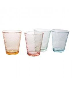 BRUNNER Pack 4 verres Vintage