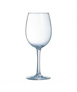 ARCOROC Boîte de 6 verres a vin Vina 36 cl transparent