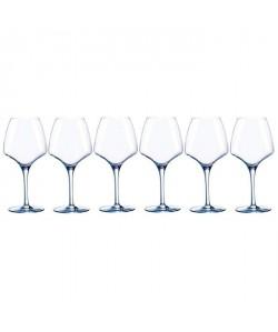 CHEF ET SOMMELIER Lot de 6 verres a vin OPEN\'UP  32 cl
