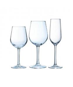 Pack : ARCOROC Domaine Lot de 18 verres